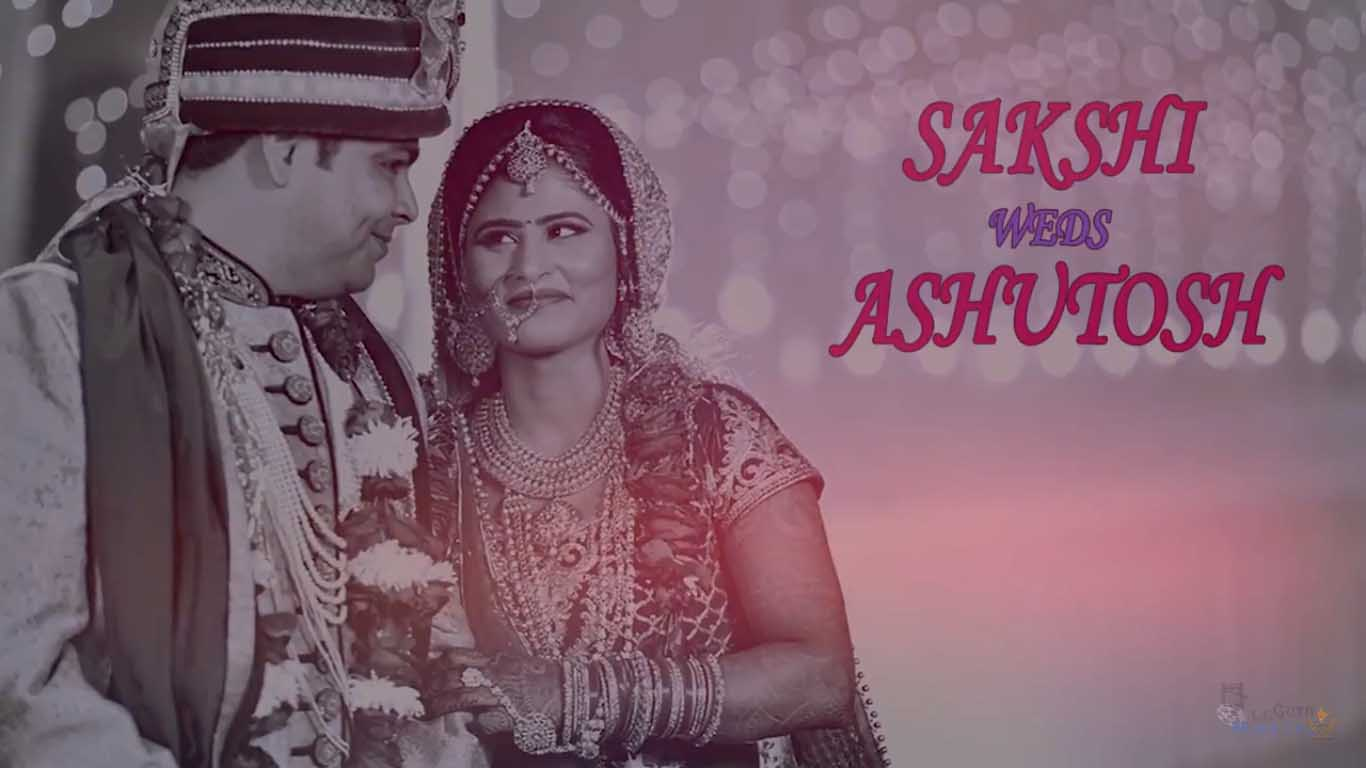 Shakshi weds Ashutosh