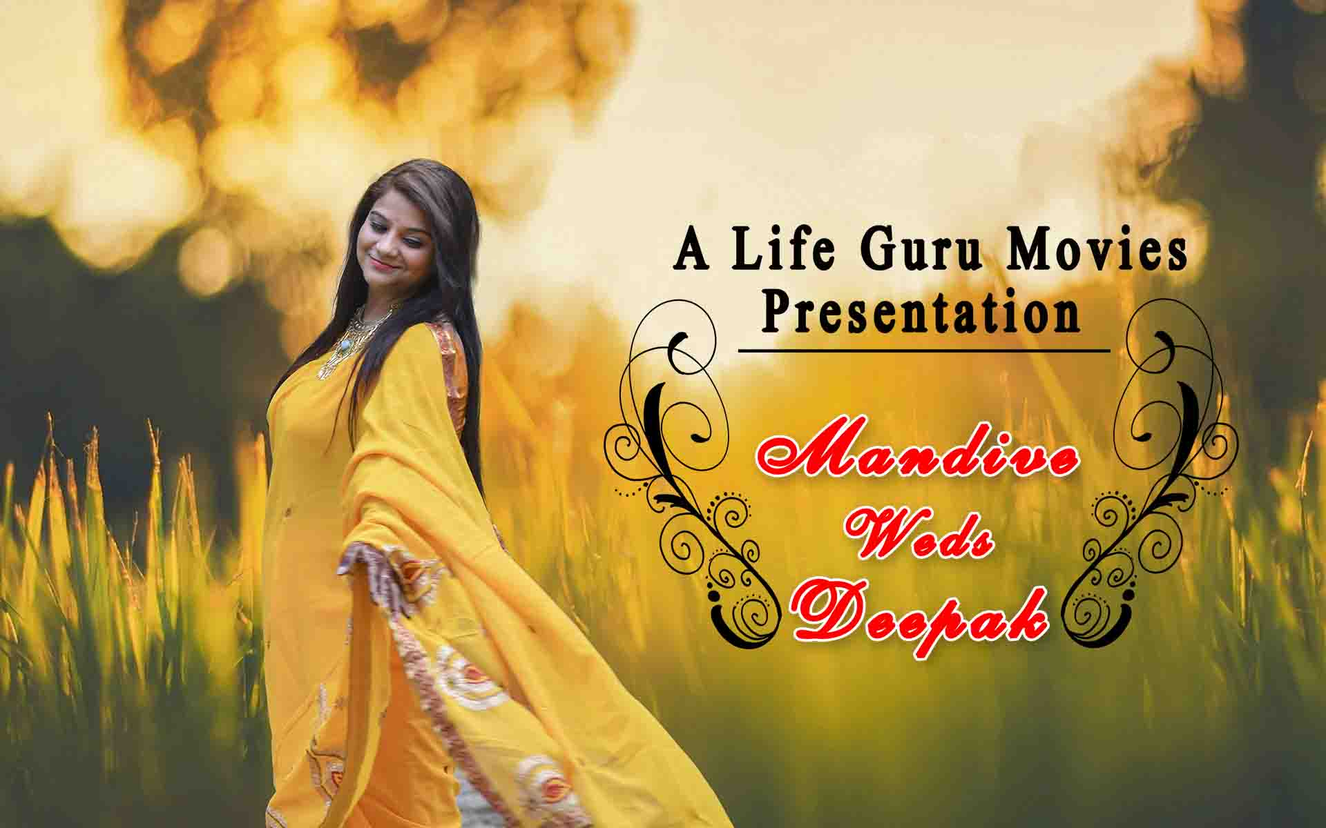 Mandvie Weds Deepak